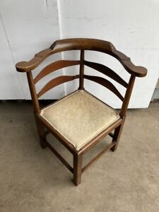 19th Century Corner Chair
