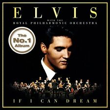 Elvis Presley / If I Can Dream *NEW* CD