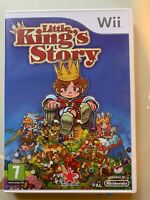 Wii - Little King's Story complet