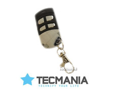 New Tecmania Multi-Frequency Cloning Remote Control / Clone in Metal / Chrome