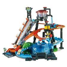 Hot Wheels Ultimate Gator Car Wash Play Set - FTB67