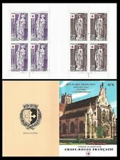 STAMPS - France Carnet CROIX ROUGE 1976 NEUF** LUXE