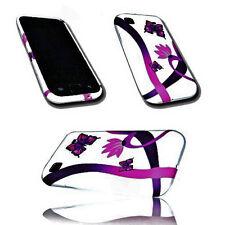 Design No.6 Silikon TPU Cover Case Handy Hülle Schale für Samsung i9000 Galaxy S