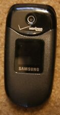 Mint Samsung SCH U360 PREPAID ONLY Verizon 1 Hour of Use Gray Fast Shipping