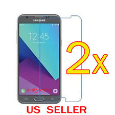 2x Clear Screen Protector Guard Cover Film For Samsung Galaxy J3 Prime (2017)
