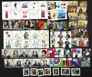 GR. BRITAIN 2009 Commemorative Year Set Collection 11 cpl sets 85 stamps Mint NH