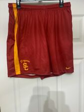 Nike Dri Fit shorts. USC Trojans