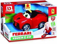 BB Junior Ferrari Touch and Go Spielzeugauto LaFerrari Auto Car New Neu
