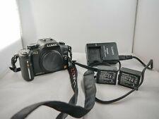 Panasonic Lumix DMC-G2 12.1MP Digital Camera - Black (Body only) Free P&P