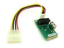 Sintech mini pci-e to Pci-e express 1X /16X Riser Extender or Usb adapter Card