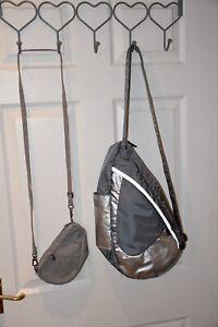 Ameribag Healthy Back Bag and matching baglet