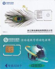 CHINA MOBILE SIM CARD MINT UNUSED,,