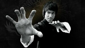 Bruce Lee Poster 24x36 inch rolled wall poster