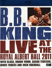 B.B. King: Live at the Royal Albert Hall 2011 (REGION A Blu-ray New) BLU-RAY/WS
