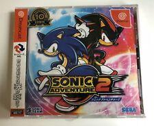 Sonic Adventure 2 10th Anniversary Birthday - Sega Dreamcast Game Japan NEW