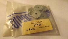 6 new old stock VINTAGE MITCHELL 314 315 FISHING REEL PLANAMATIC GEARS NOS 81166