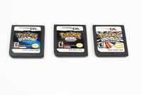 Nintendo Pokemon Platinum/Diamond/Pearl version game card for 3DS NDSI DSI DS US