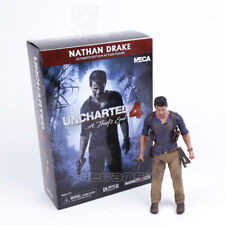 Uncharted 4 NATHAN DRAKE Toy  Action Figure Ultimate Edition  Top Quality new