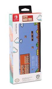 PowerA Nintendo Switch Stealth Case Kit 8-bit Mario New