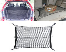 Flexible Nylon Car Rear Cargo Trunk Storage Net for SUV 4300mm≤length≤4600mm