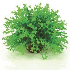 biOrb Aquarium Dekoration Deko-Pflanze künstlicher Blumenball grün