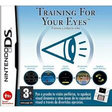 Nintendo DS Games Training for Your Eyes