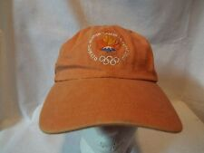 2002 Salt Lake Winter Olympics Ball cap