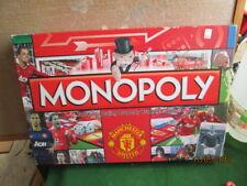 Manchester United monopole set excellent utilisé & complet-édition 2011
