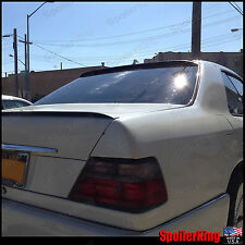 Rear Roof Spoiler Window Wing (Fits: Mercedes Benz W124 Coupe 2dr) SpoilerKing
