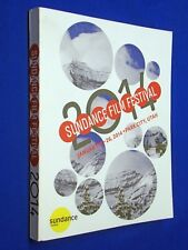 Sundance Film Festival 2014 Park City Utah Program Guide Schedule Catalog Book