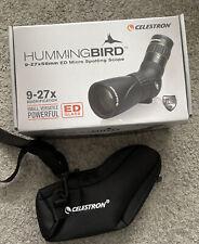 Celestron Hummingbird 9-27x56mm Micro Spotting Scope