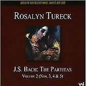 Johann Sebastian Bach - J.S. Bach: The Partitas, Vol. 2 (2011)