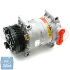 2001-2002 GMC Sierra 2500 HD 3500 6.6 V8 AC Compressor OEM
