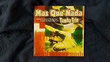 TAMBA TRIO - MAS QUE NADA. CD SINGOLO SLEEVE CARD 2 TRACKS