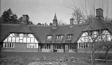B/W Negative Freefolk Hampshire 1940s +INC © DB456