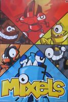 Lego mixels-Grid- Poster-Laminated Available-85cm x 55cm-Brand New