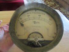 Vintage Automobile Gauge - Victor Odometer-Type A.S. No. 107992