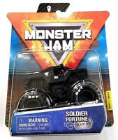 Monster Jam Soldier Fortune Black Ops Series 11 by Spin Master **NEW**