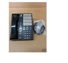 Avaya Spirit 3130-024B 24 Button Telephone Black