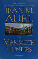 Earth's Children: The Mammoth Hunters 3 by Jean M. Auel (2002, Paperback)