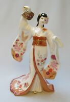 Coalport Madam Butterfly Figurine - Limited Edition