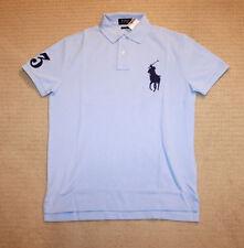 NEW Polo Ralph Lauren Slim Custom Fit Big Pony Shirt