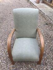 Bentwood armchair Art Deco Halabala style chair