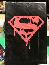 Superman n.75 Death of Superman Black Bag originale [CAM]