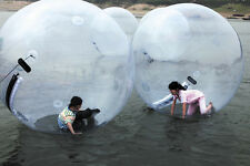2M Walking on Water Ball Roll Ball Inflatable Zorbball Tizip zipper W/BLOWER