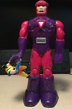 X-Men 14� Sentinel 1994 with 1992 Wolverine figure vintage Toybiz Nice Set!