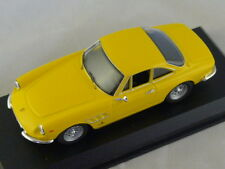 MODEL BEST 9335 - FERRARI 330 GTC 1966 JAUNE  1/43