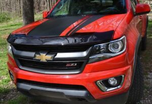 2016-2019 Chevrolet Colorado Hood Stripe Decal 3M Vinyl Summit