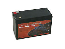 Battery Vlies Maintenance-Free 12V 9,0 AH aka MZ ETZ125 etz150 ETZ250 ETZ251