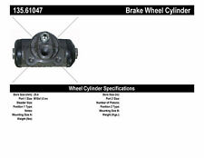 Drum Brake Wheel Cylinder-C-TEK Standard Wheel Cylinder Rear Centric 135.61047